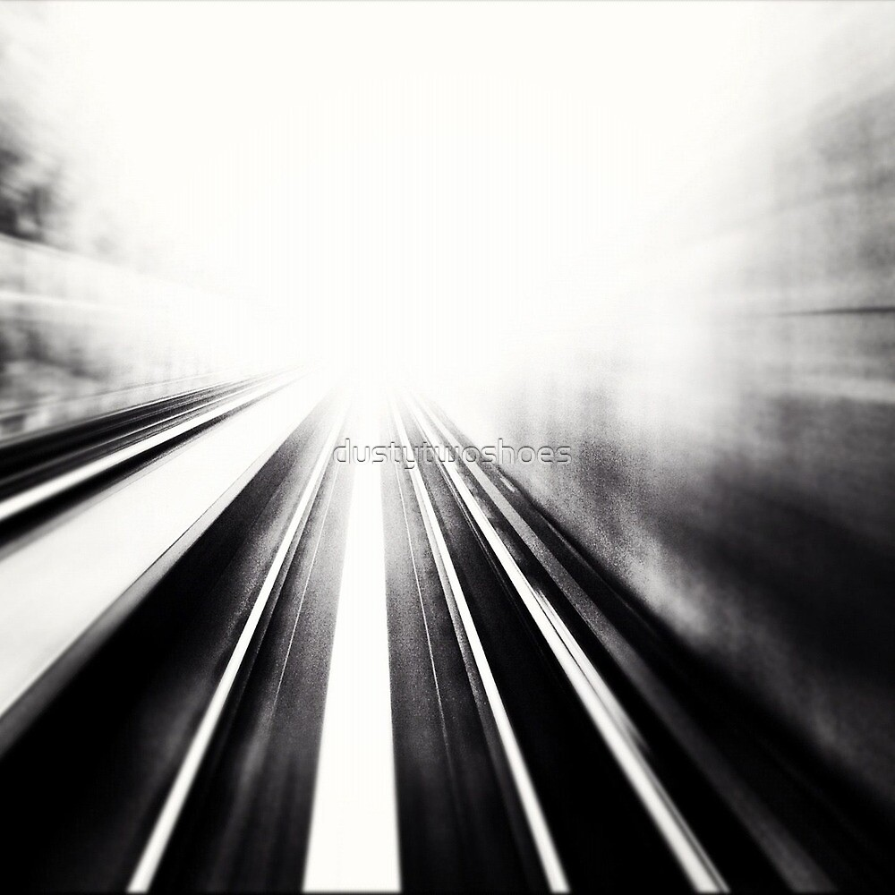 jumping trains at midnight by dustytwoshoes