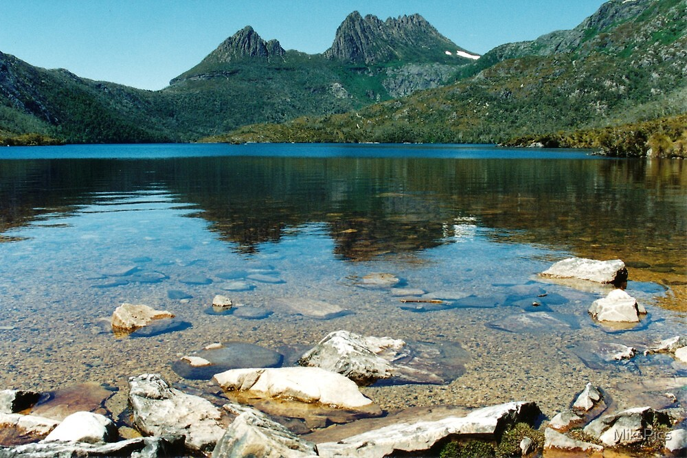 Cradle Mountain clear  by MiksPics