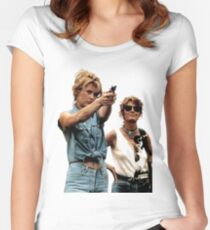 Thelma & Louise Women's Fitted Scoop T-Shirt