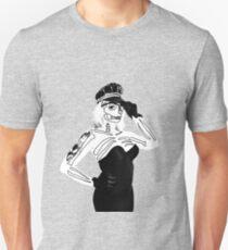 Capitan Bones Unisex T-Shirt
