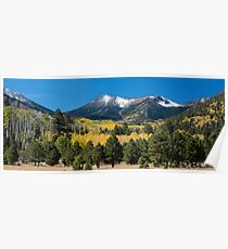 Lockett Meadow - Panoramic Poster