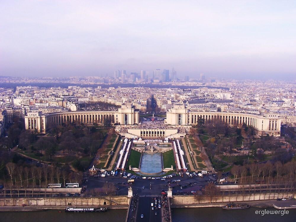 Paris  by erglewergle