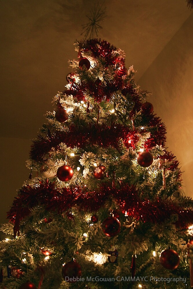 A Very Merry Christmas Tree by Debbie McGowan CAMMAYC Photography