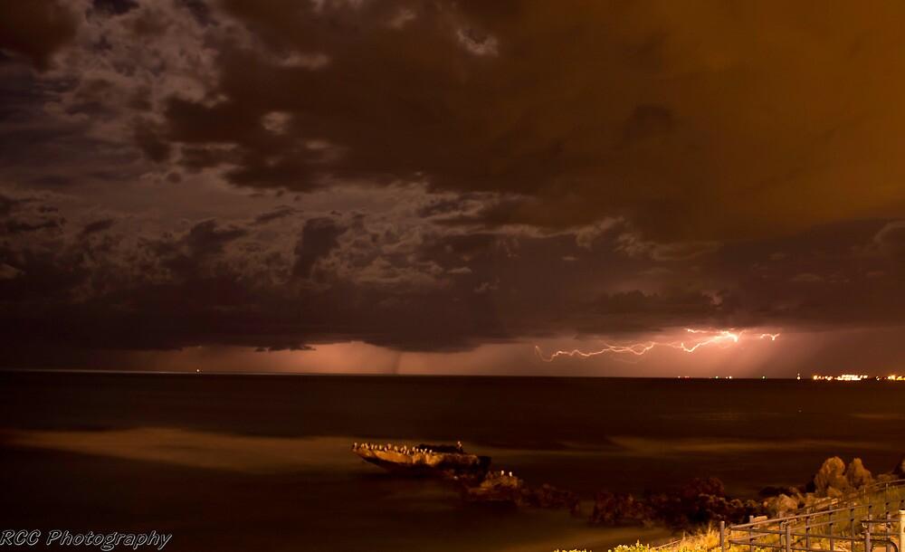 Storm Birds by Ross Cox
