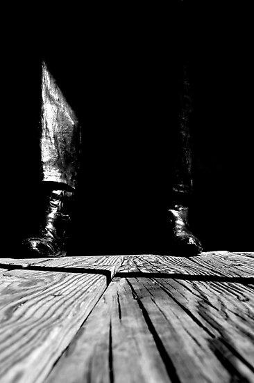 Lonesome Boots by garamer