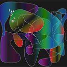 Elephant Dreams by IrisGelbart