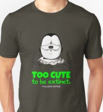 Too Cute To Be Extinct v.2 T-Shirt