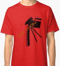 Oblivion - Alton towers Classic T-Shirt