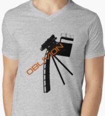 Oblivion - Alton towers Men's V-Neck T-Shirt