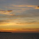 Sunrise over Flamborough Head by StephenRB