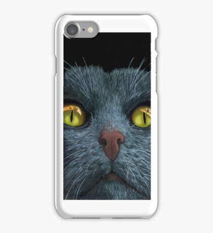 CAT VISIONS - iPhone case animal art iPhone Case/Skin