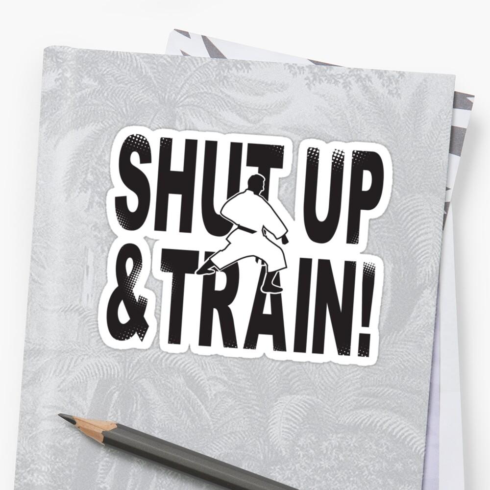 Shut Up & Train! by Steve Harvey