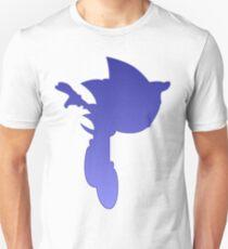Classic Sonic Silhouette Unisex T-Shirt