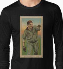 Benjamin K Edwards Collection Rube Waddell St Louis Browns baseball card portrait 001 Langarmshirt