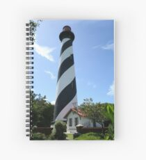 St. Augustine Lighthouse ~ 1874 Spiral Notebook