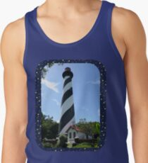 St. Augustine Lighthouse ~ 1874 Tank Top