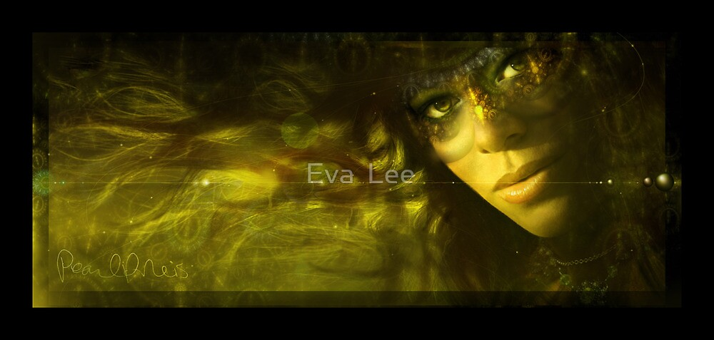 The Mask by Eva  Lee