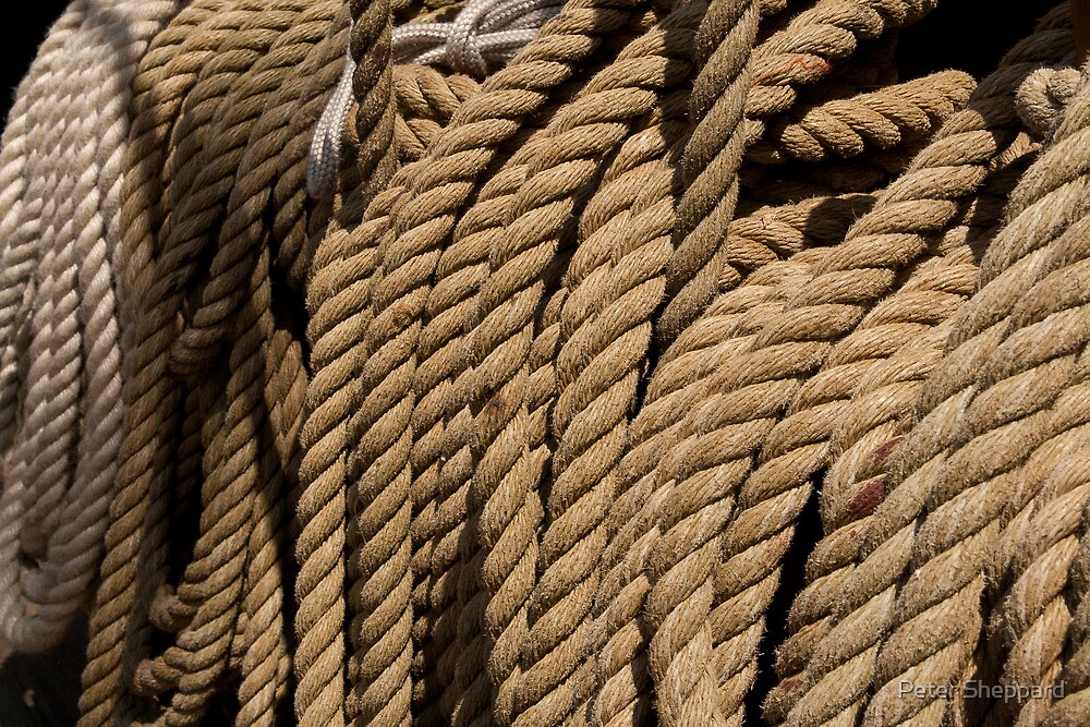 Ropes by Peter Sheppard