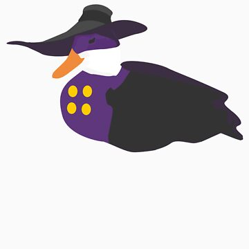 Darkwing Decoy by airzooka