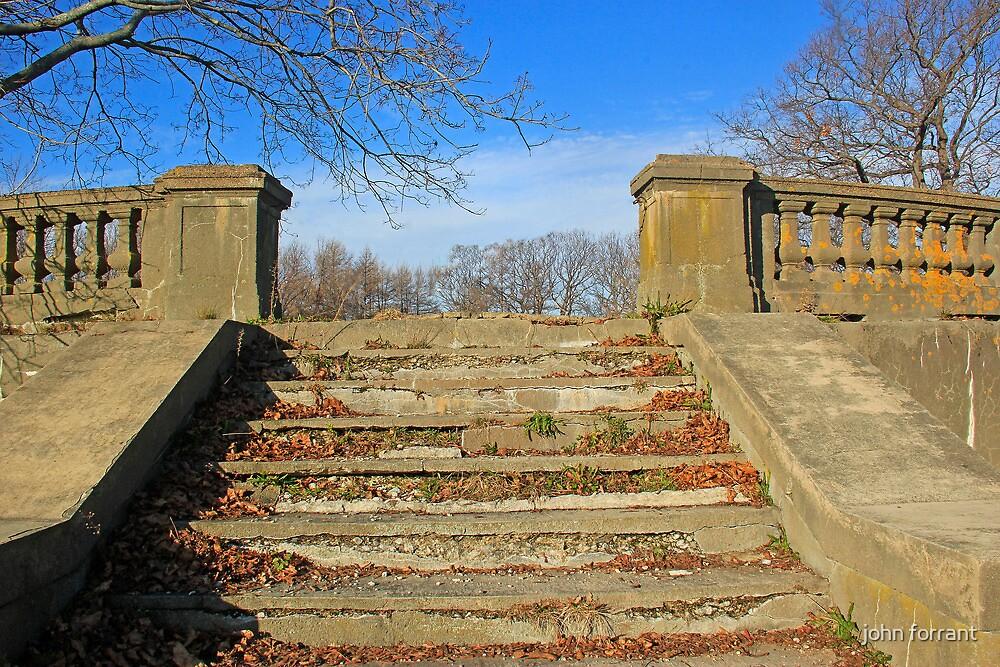 Stairway by john forrant