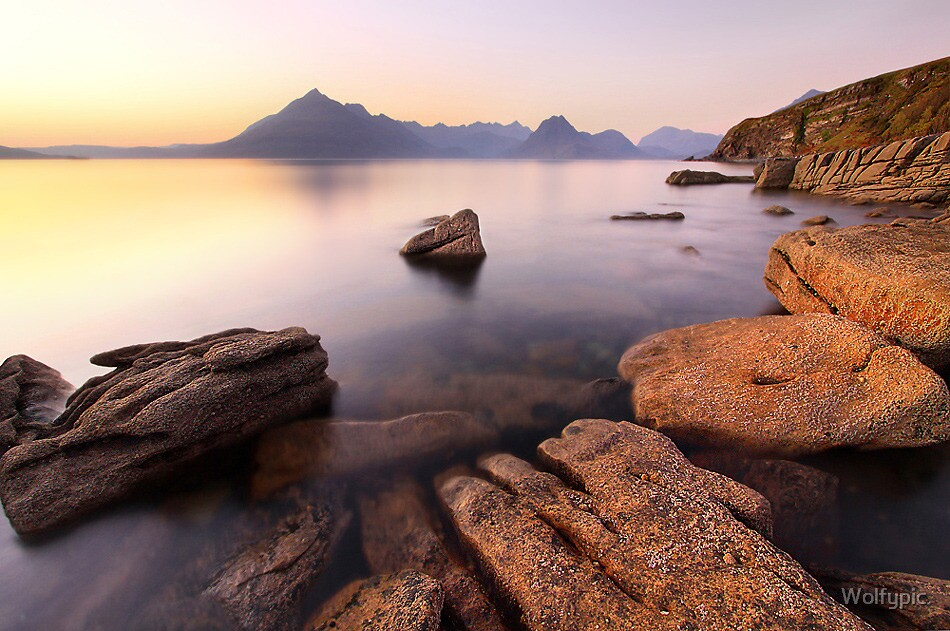 Elgol by Wolfypic