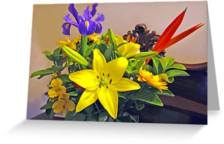 Summer Bouquet by George Petrovsky