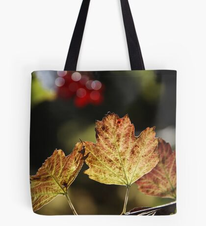 West Sweden Autumn colour Tote Bag