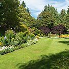 Garden Rooms, Butchart Gardens by SusanAdey