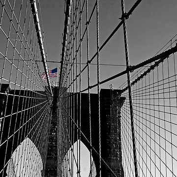 Brooklyn Bridge by CraMation