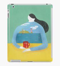Sea Shirt iPad Case/Skin