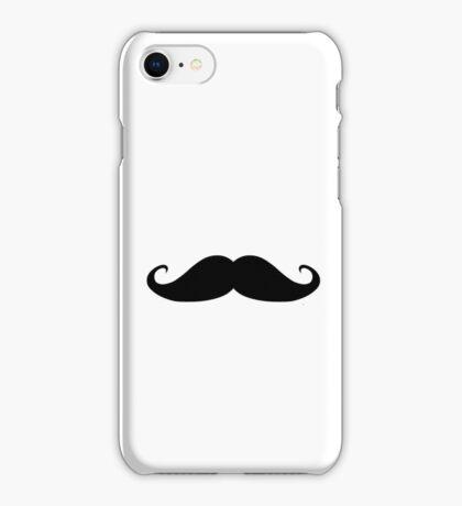 Jolly Good Mustache iPhone Case/Skin