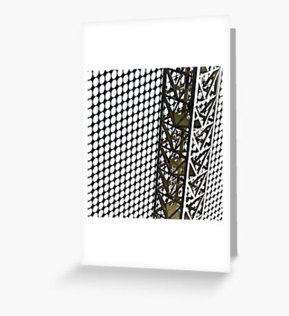 design hub Greeting Card