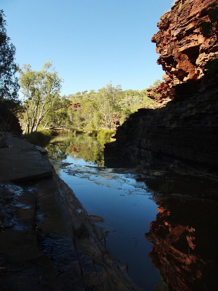 Gorgeous Gorges - Karijini National Park, Western Australia by Dan Monceaux