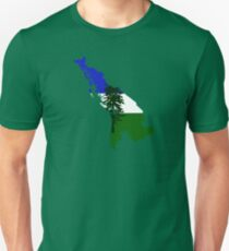 Cascadia Unisex T-Shirt