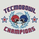 TECMO CHAMPIONS by DREWWISE