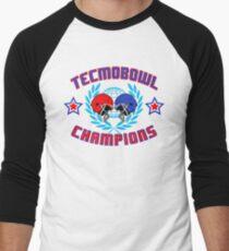 TECMO CHAMPIONS Men's Baseball ¾ T-Shirt