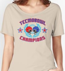 TECMO CHAMPIONS Women's Relaxed Fit T-Shirt