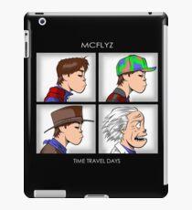 Time Travel Days iPad Case/Skin