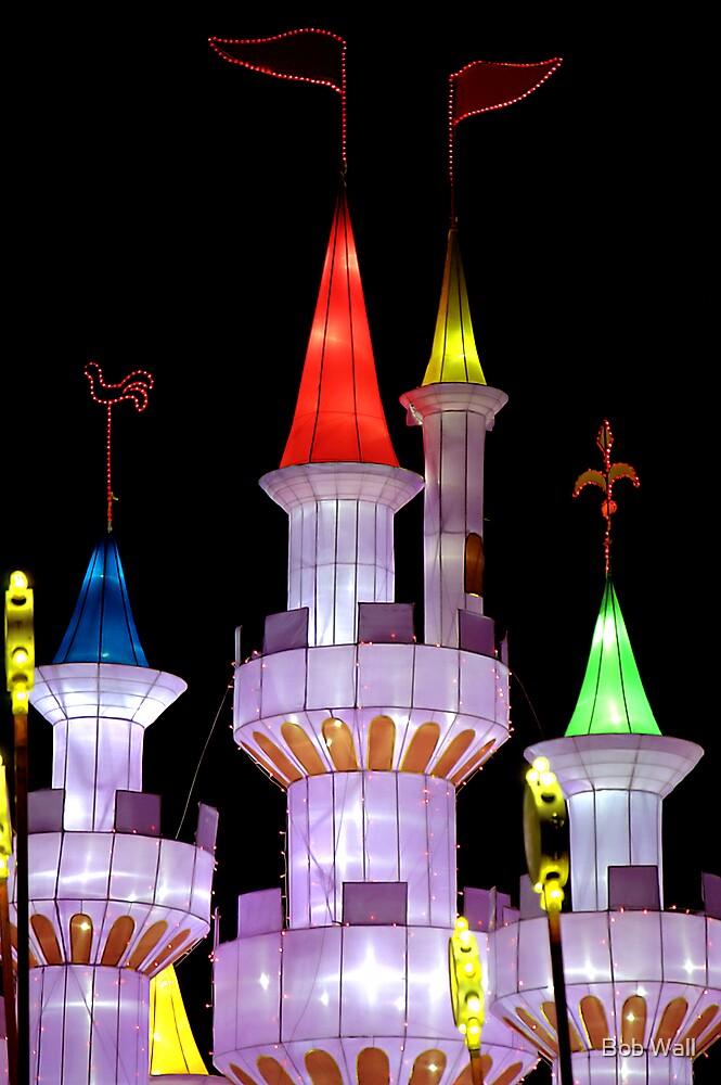 Fairy Tale Castle by Bob Wall