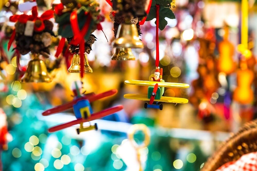 christmas plane toy by zakaz86