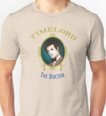 Dr. Who - Timelord - Eleventh Doctor (Variant) Unisex T-Shirt
