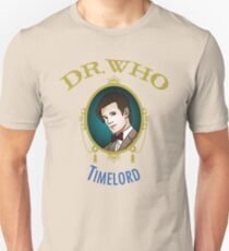 Dr. Who - Timelord - Eleventh Doctor T-Shirt