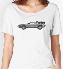 NOW IS THE FUTURE - Delorean 1985 Women's Relaxed Fit T-Shirt