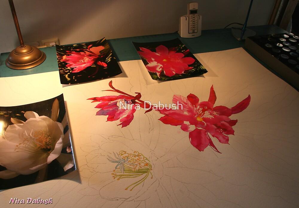 Art in Process by Nira Dabush