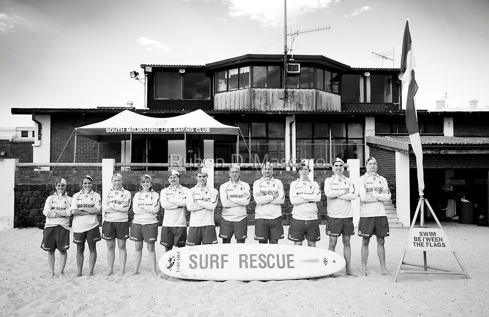 The Life Guards Part 2 by Ruben D. Mascaro