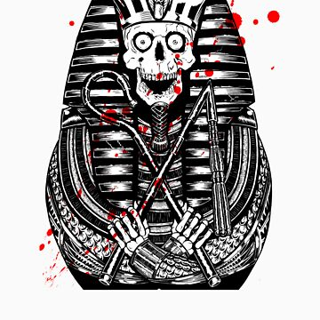 The Pharaoh by studioretardo