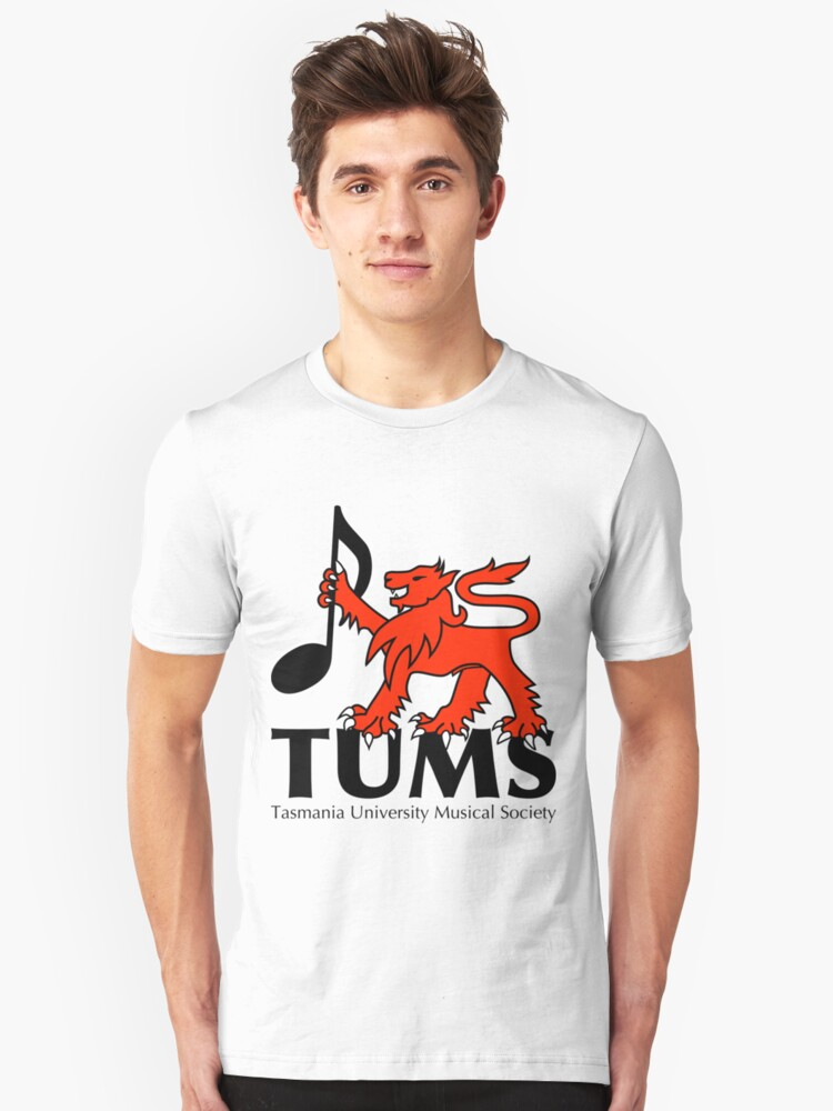 Rampaging Red TUMS Lion Logo by TUMS