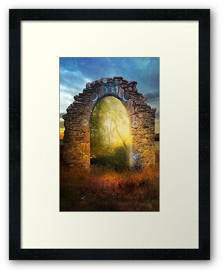 The Entry by jena dellagrottaglia