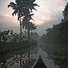 Kerala Backwaters, India by Samuel Gundry