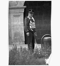 Policia Nacional Poster